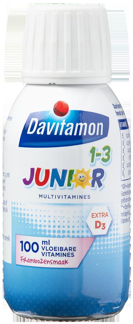 Davitamon Junior Vloeibare vitamines Product