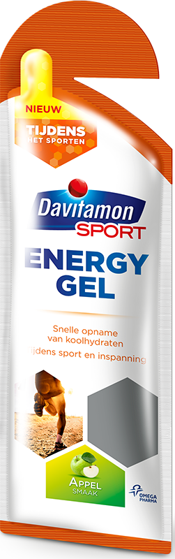 davitamon sport energy gel