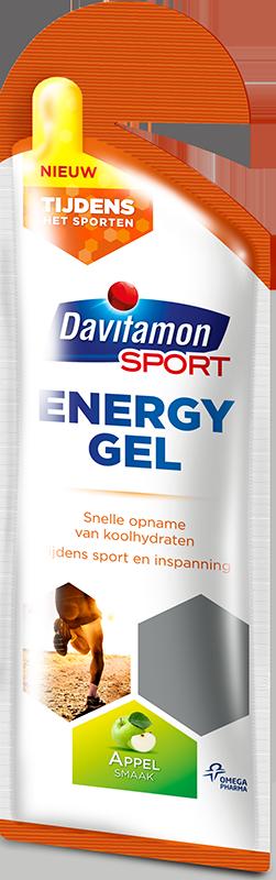 davitamon sport energy gel