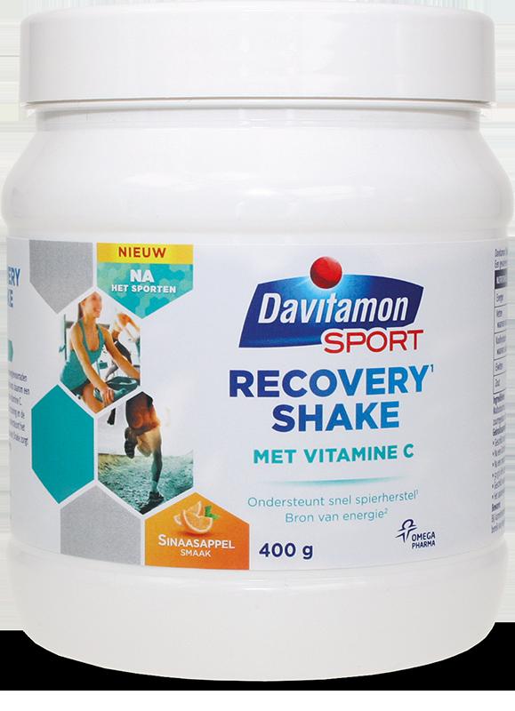 Davitamon Sport Recovery Shake
