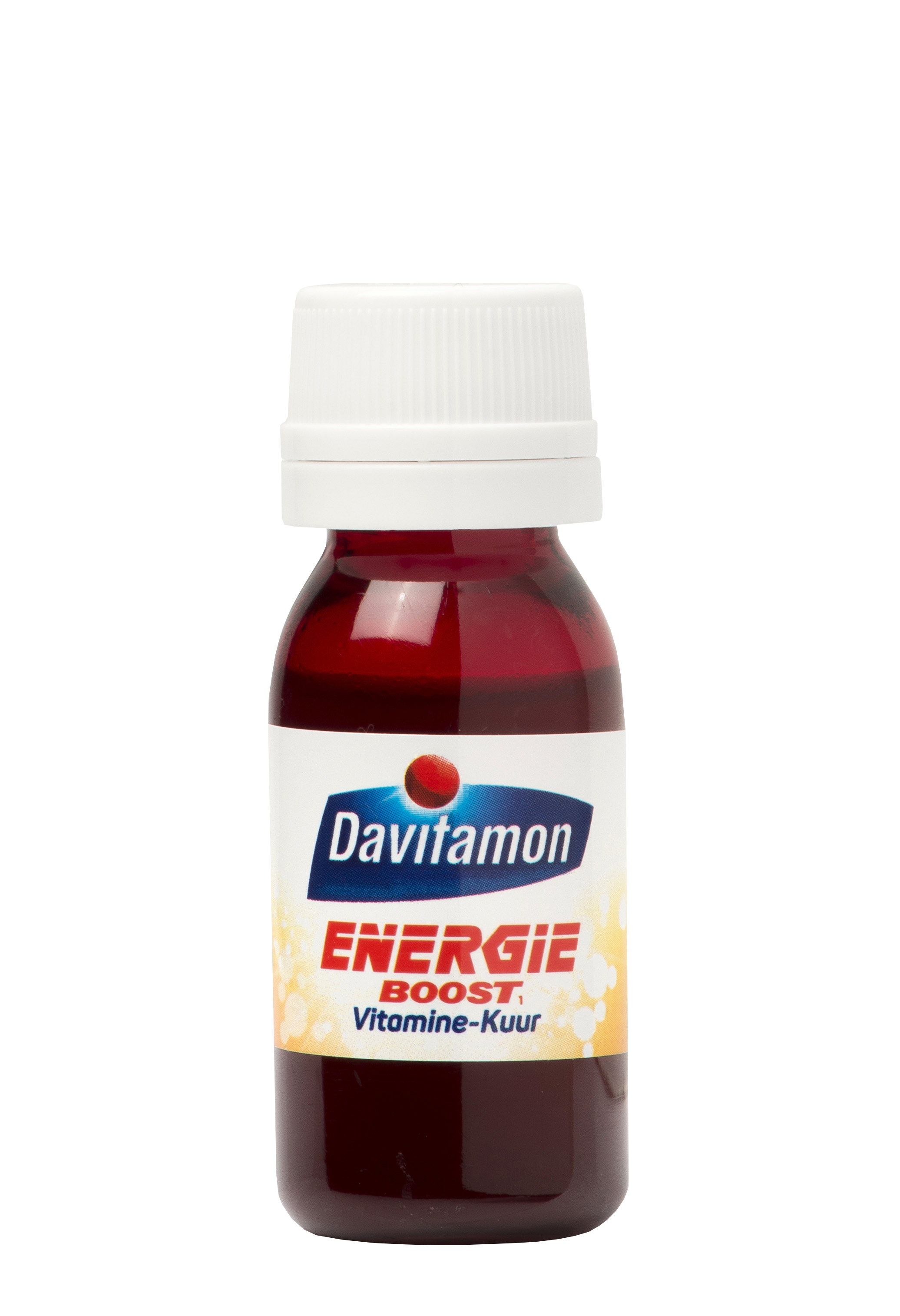 Davitamon Energie Boost Vitaminekuur Drinkflesjes product