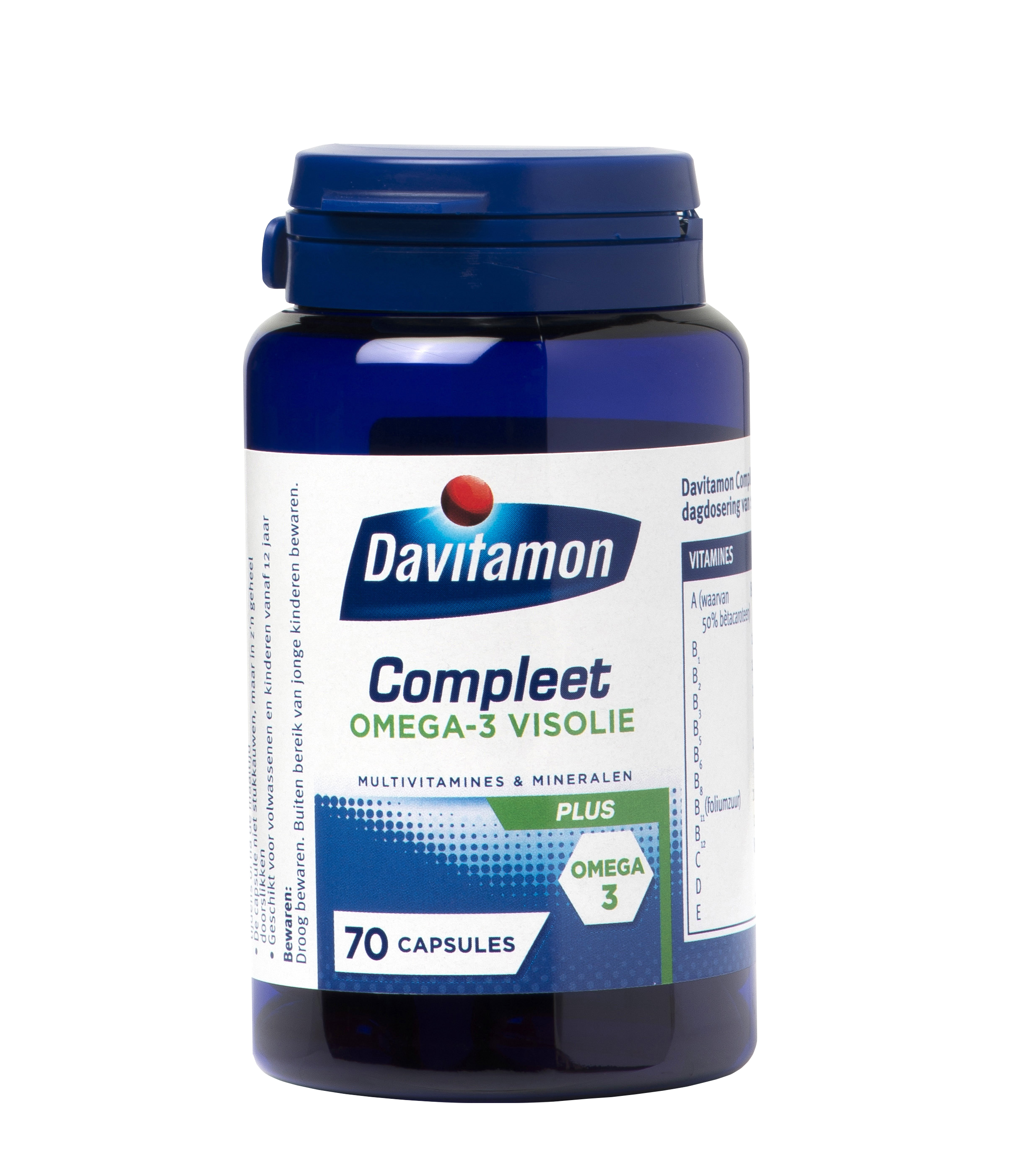 Davitamon Compleet Omega 3 Capsules product