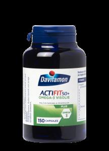 Davitamon Actifit Visolie Voordeel Capsules Product