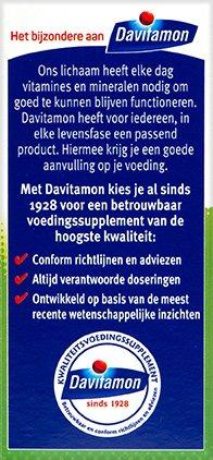Davitamon Vitamine D Aquosum Druppels Voordelen