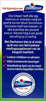 Davitamon Vitamine D Olie Voordelen