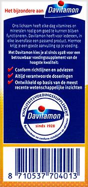 Davitamon Vitamine K Olie Voordelen