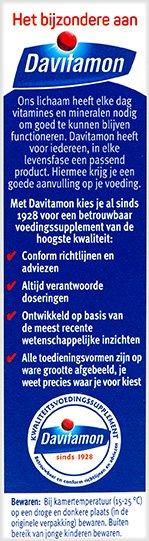 Davitamon Compleet Mama Tabletten Voordelen