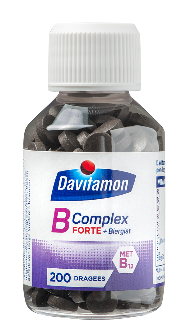 Davitamon B Complex Forte 200 dragees Product