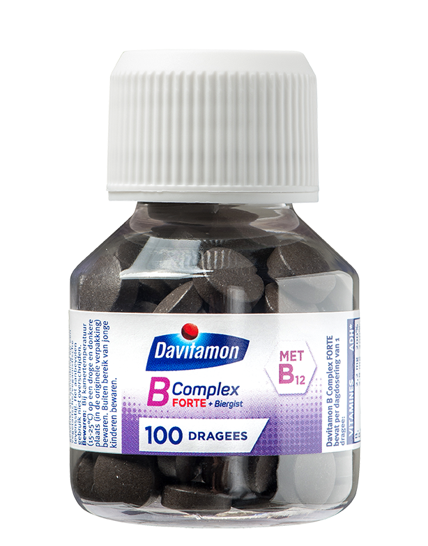 Davitamon B Complex Forte dragees Product