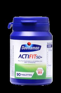 Davitamon Actifit 50+ Tabletten Product