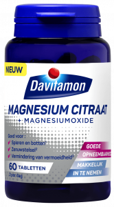 Magnesium Citraat + Magnesiumoxide