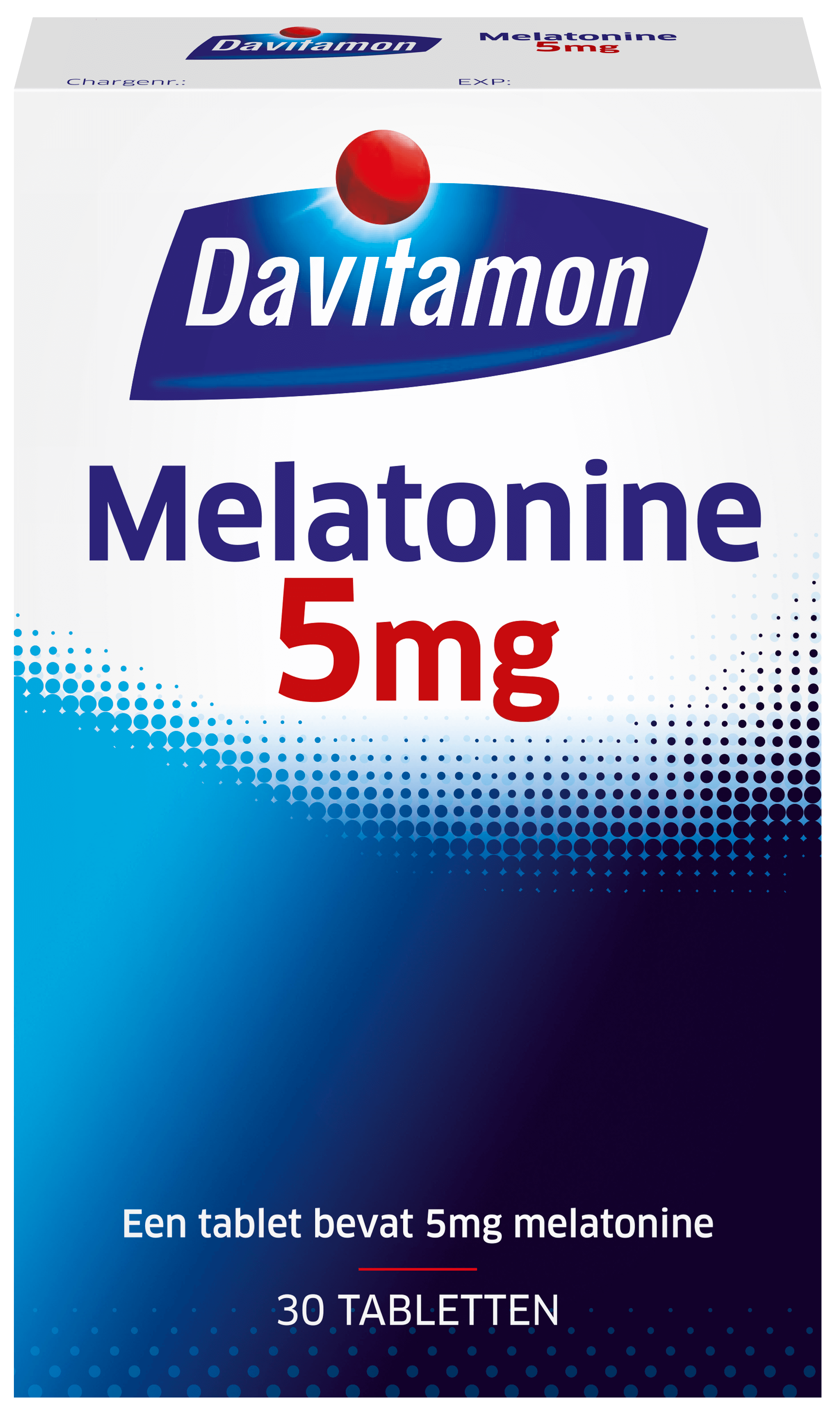 Davitamon Melatonine 5 mg