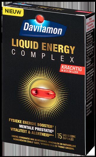 Davitamon Liquid Energy Complex