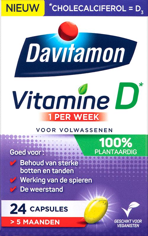 Davitamon Vitamine D Vegan