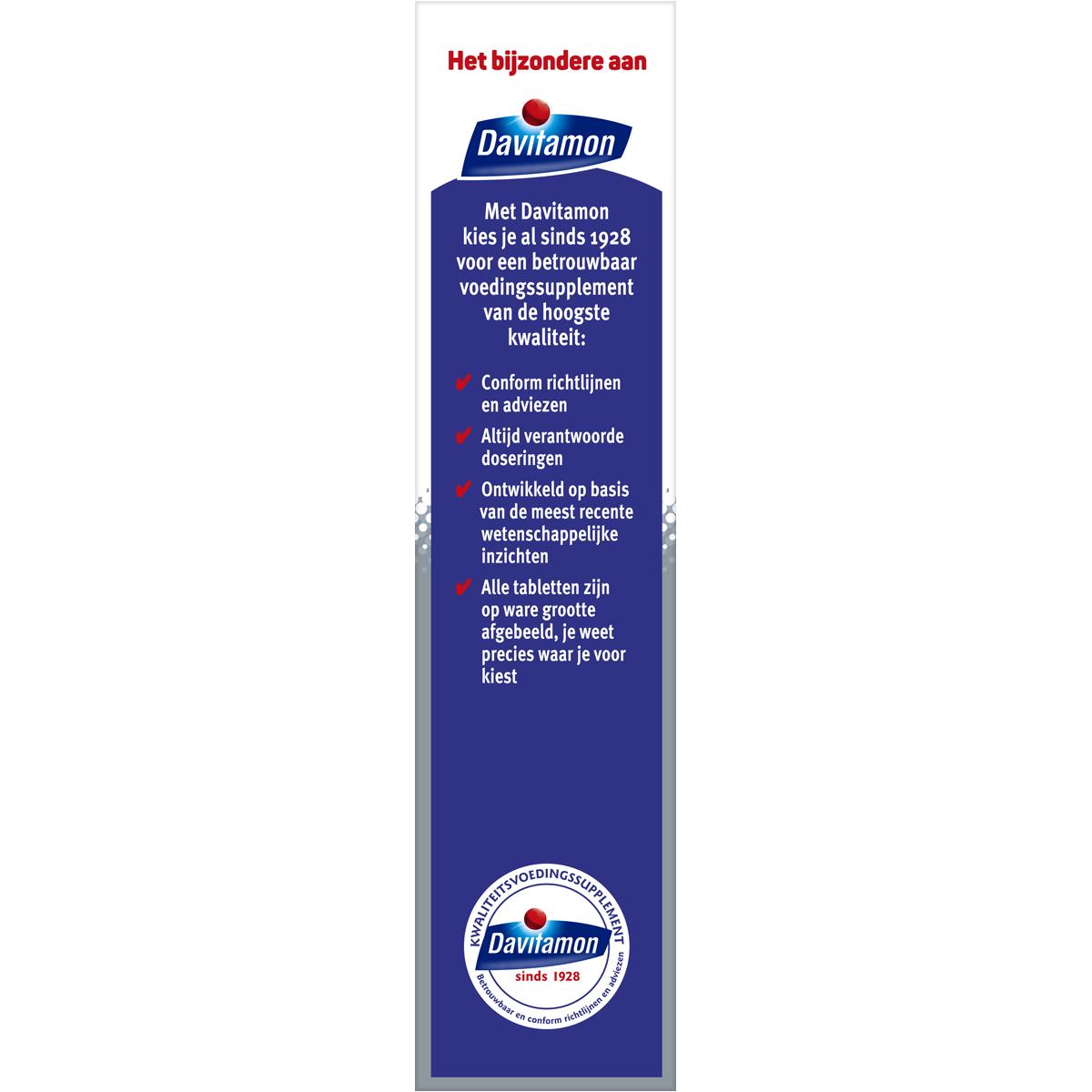 Verpakking Davitamon Cholesterol voor volwassenen